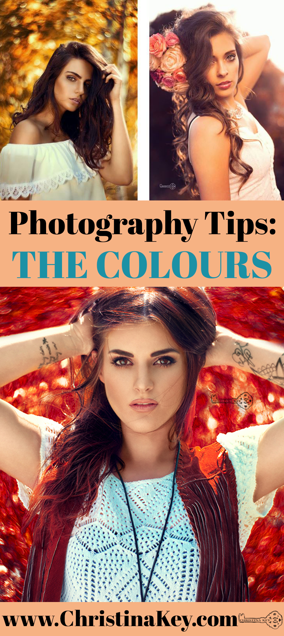 Photo tips the colours