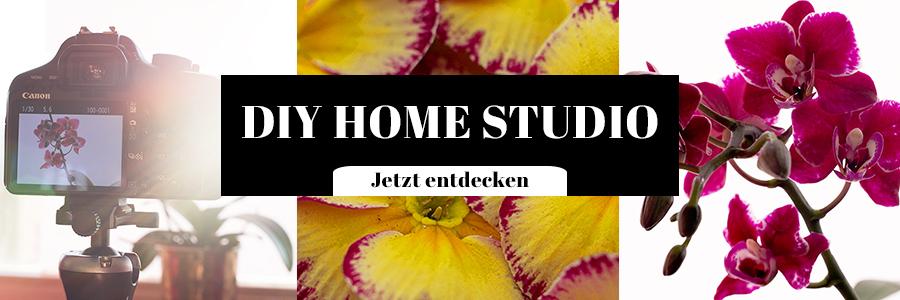 DIY Home Studio Fotografie Tipp