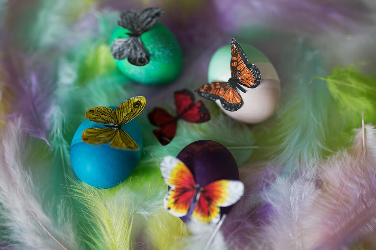 Eier anmalen Ideen