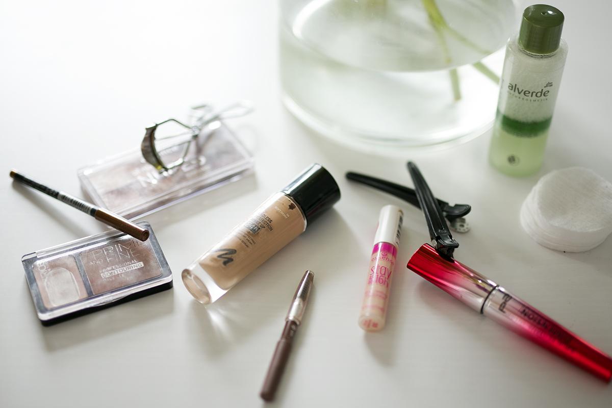 Empfehlenswerte Make-Up Produkte