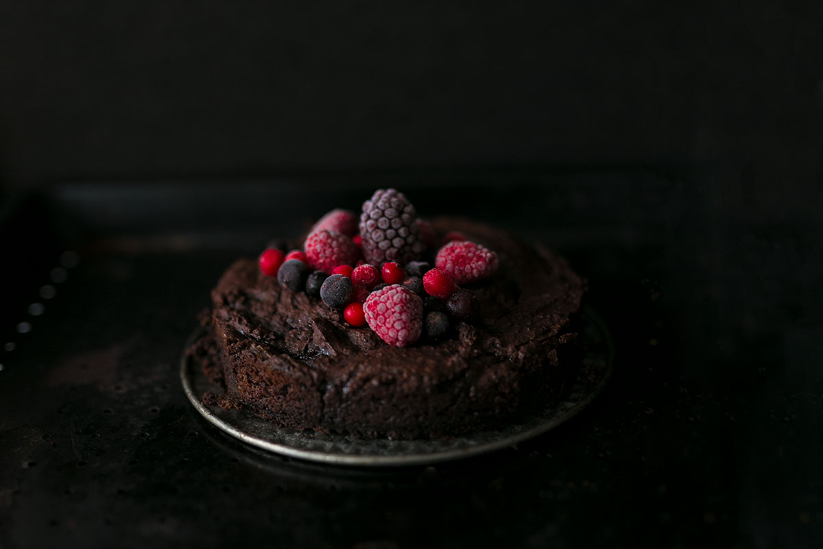Low Carb Schoko Kuchen