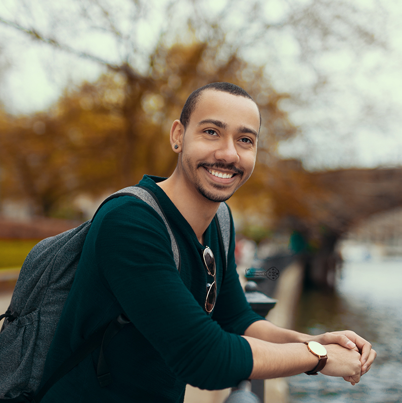 Kojo Boison Youtuber Portrait