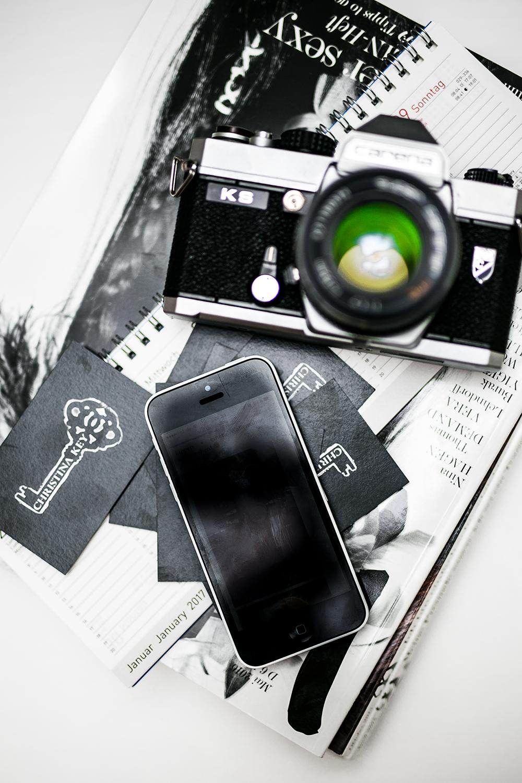 Flat Lay Foto Tipps
