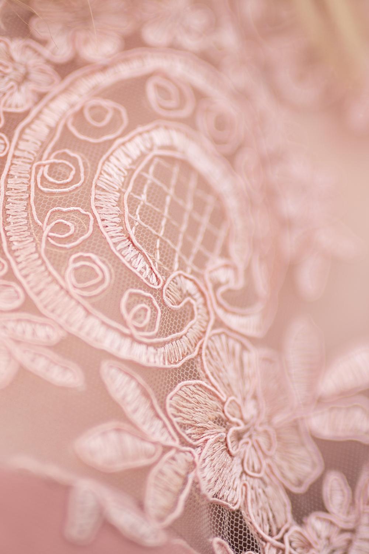 rosa spitze