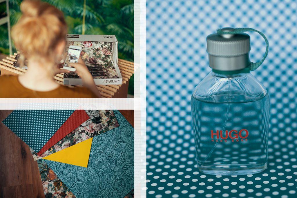 DIY Foto Mini Hintergrund Lichtbox Low Budget Tipp