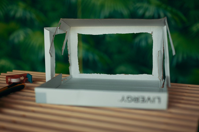 DIY Fotografie Equipment Lichtbox Mini Hintergrund System