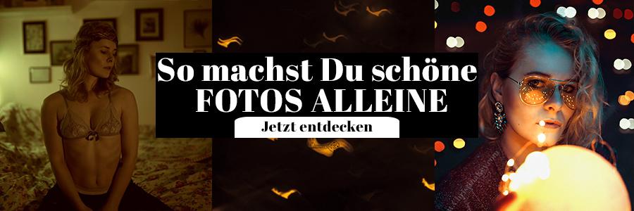 Fotos alleine machen Fotografie Tipps