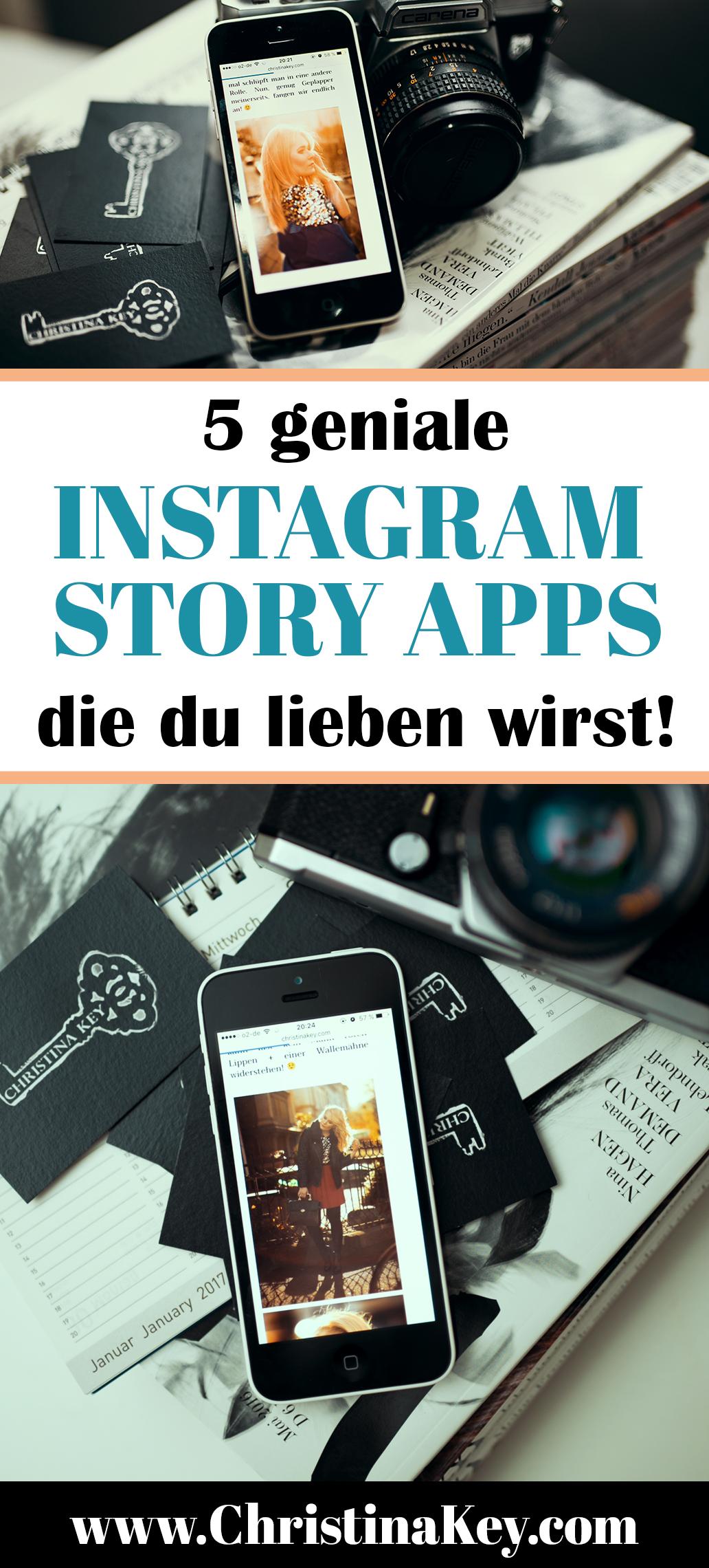 Instagram Stories - 5 geniale Apps die Deine Story noch spannender ...