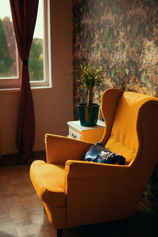 Rasch Tapete Passepartout Im Wohnzimmer