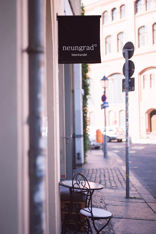 Weinhandlung neungrad Berlin Mitte