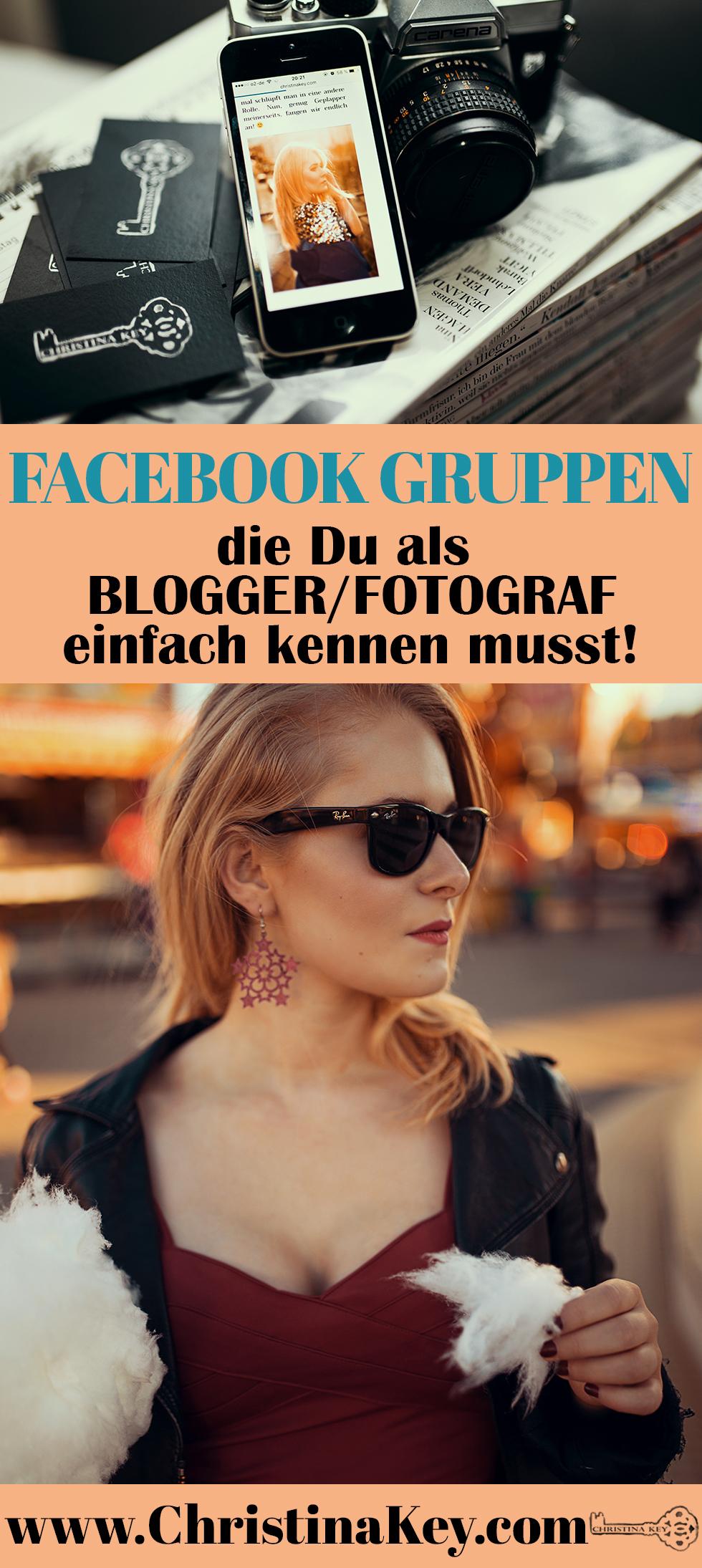 Facebook Gruppen die Du als Blogger Fotograf kennen musst