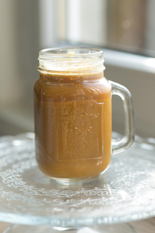 Grundrezept Pumkin Spice Latte