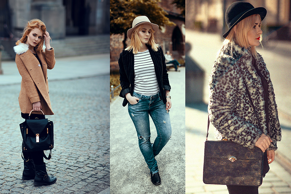 Herbst Outfits für Damen
