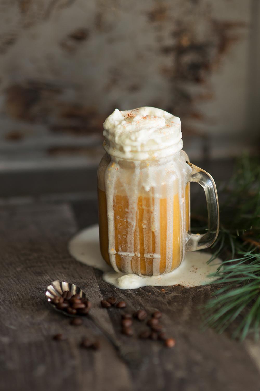 Pumpkin Spice Latte Bestes Rezept