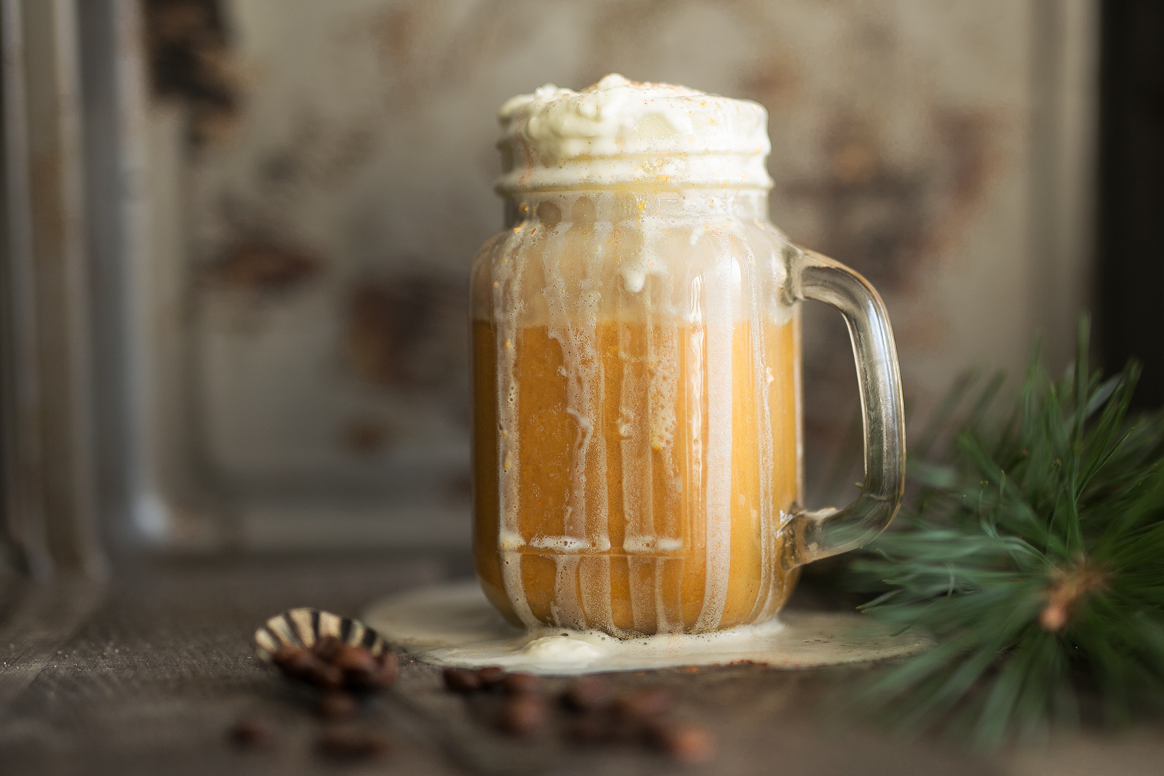 Pumpkin Spice Latte Rezept Idee
