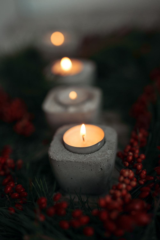 Beton Kerzenhalter selber machen