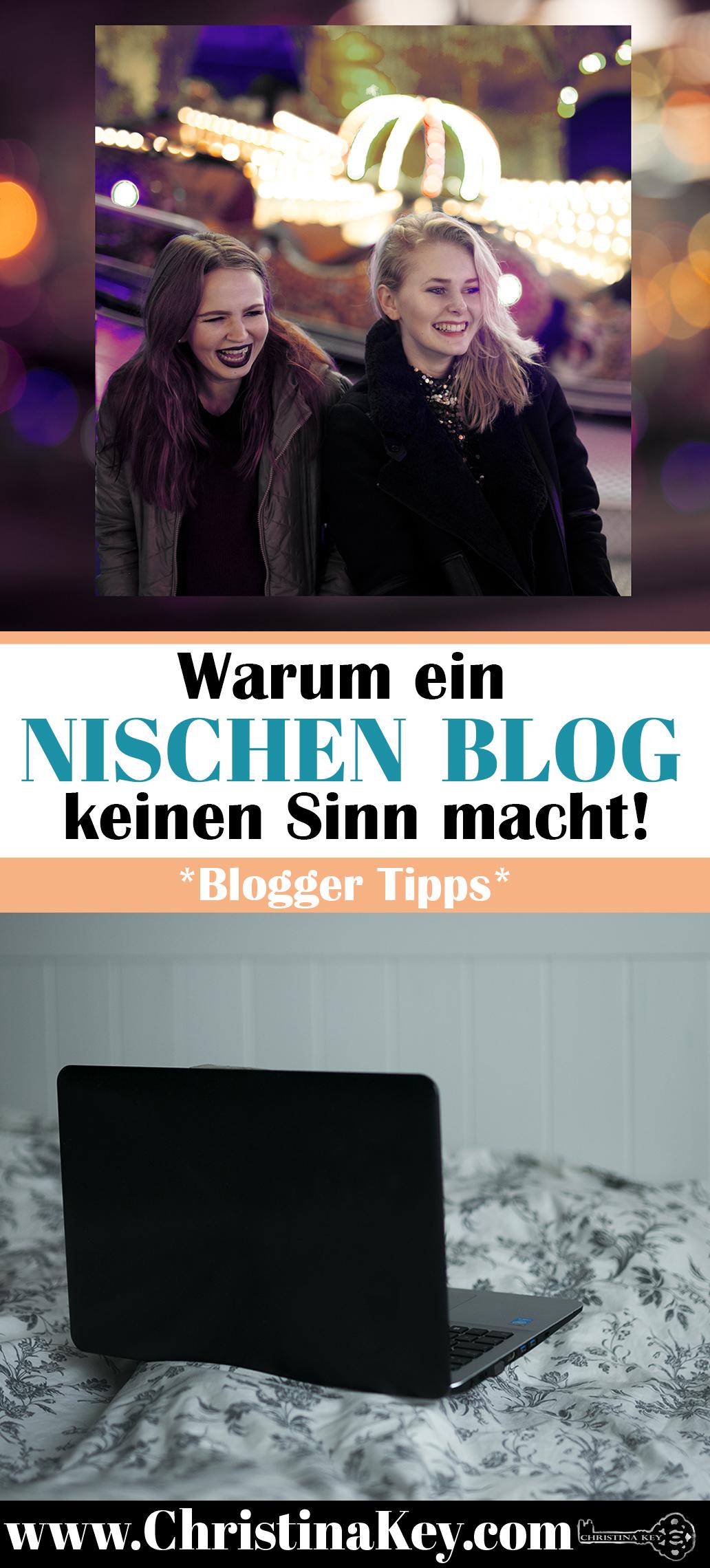Blogger Tipps Nischenblog