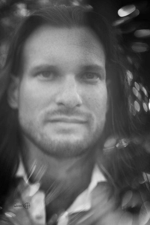 Portrait aufgenommen mit Freelensing