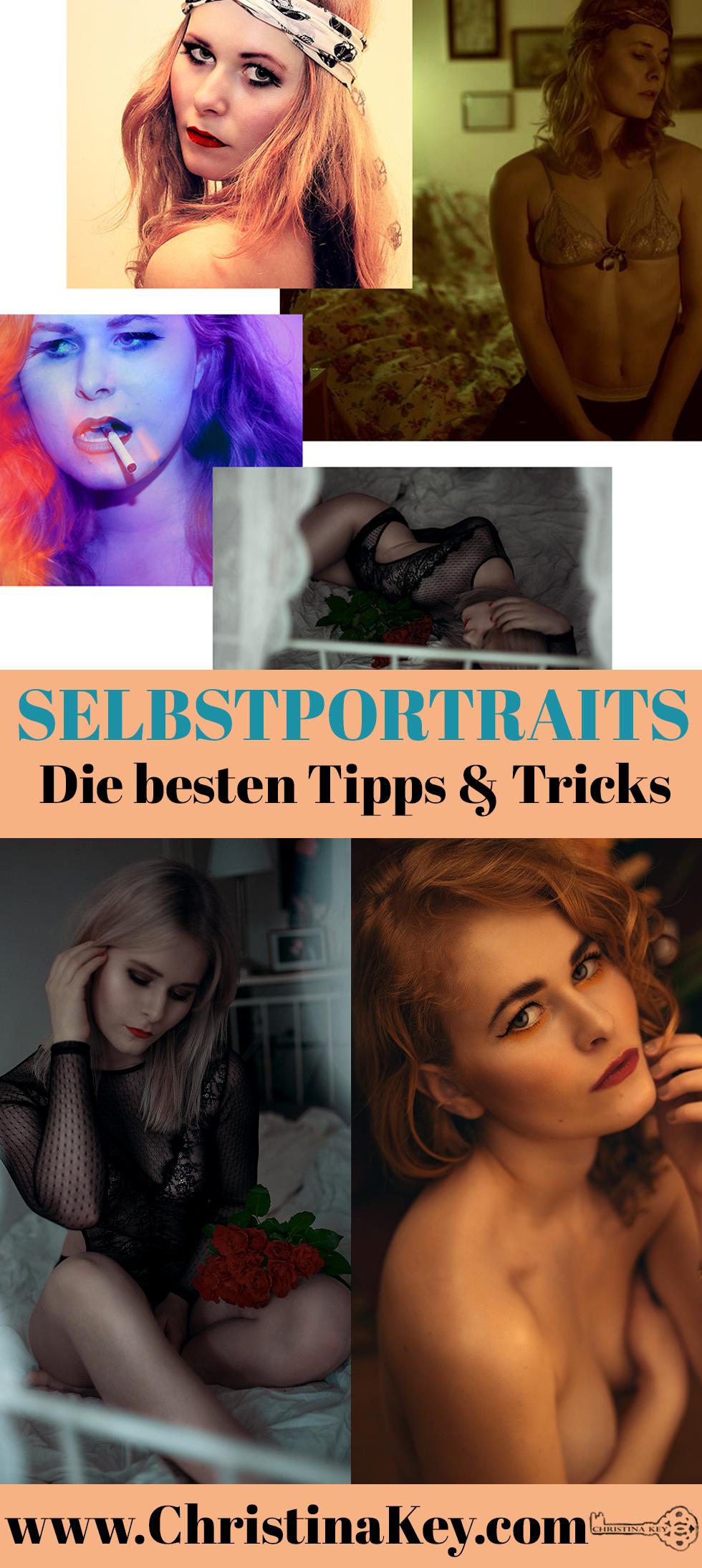 SELBSTPORTRAITS – TIPPS UND TRICKS FÜR GELUNGENE AUFNAHMEN