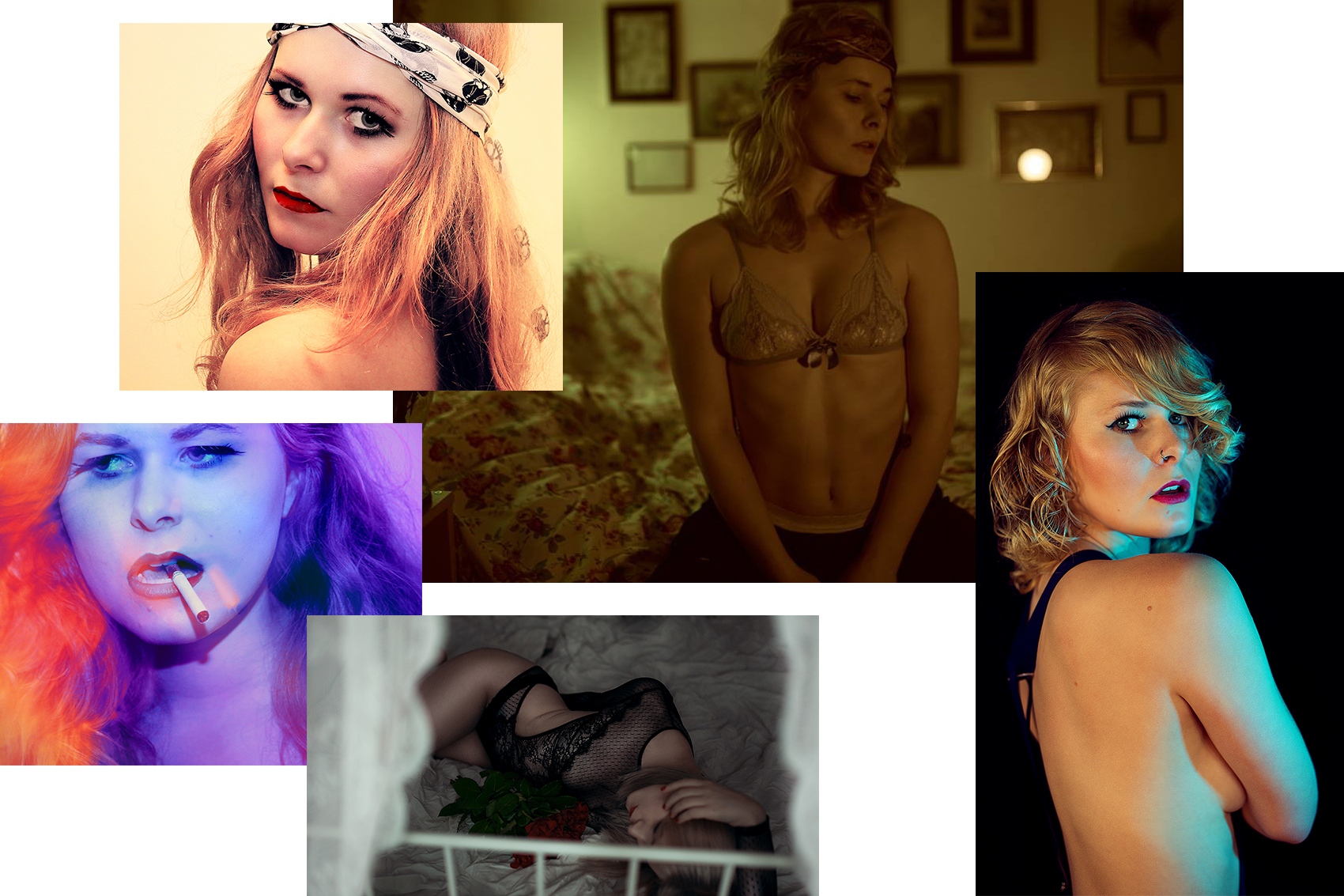 Selbstportraits - Tipps und Tricks für gelungene Aufnahmen Christina Key