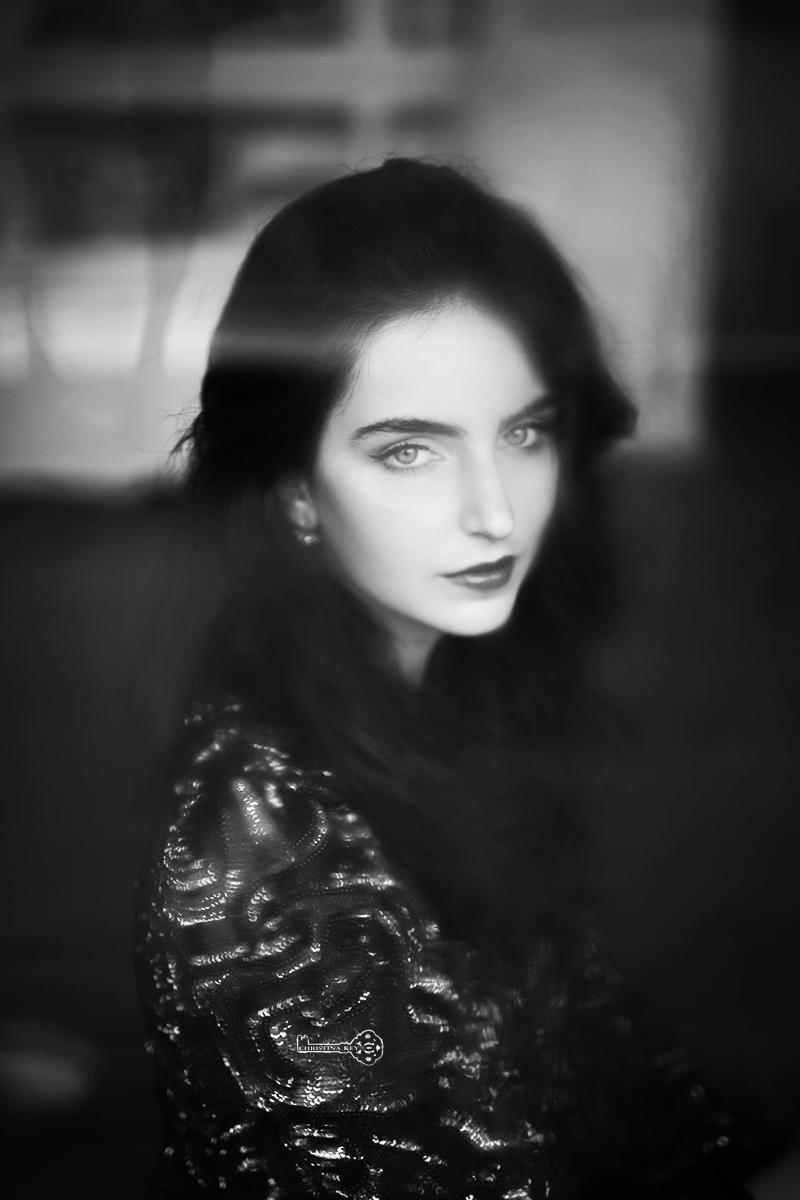 Fotoshooting Portrait mit Low Budget Tipp gemacht