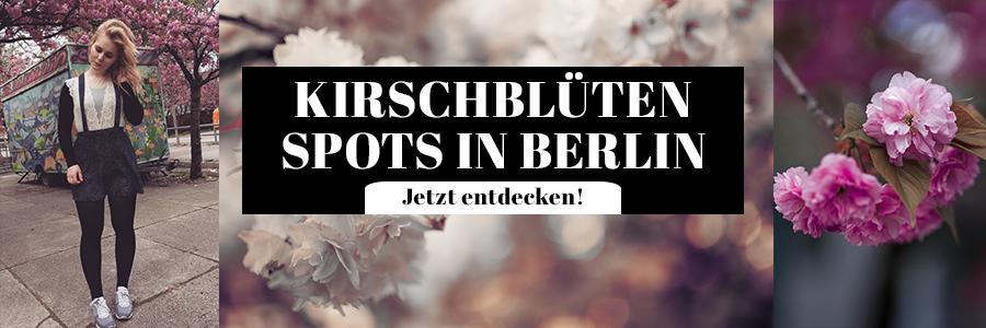 Kirschblüten Spots in Berlin