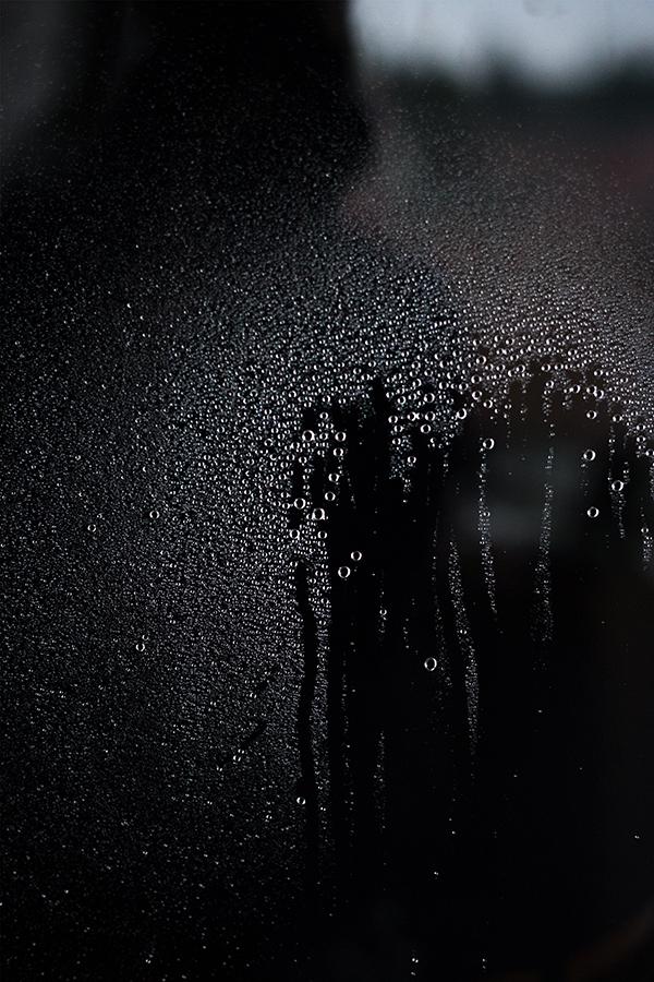 Low Budget Fotoshooting mit Wassertropfen