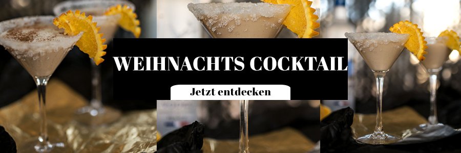 Cocktail für Weihnachten