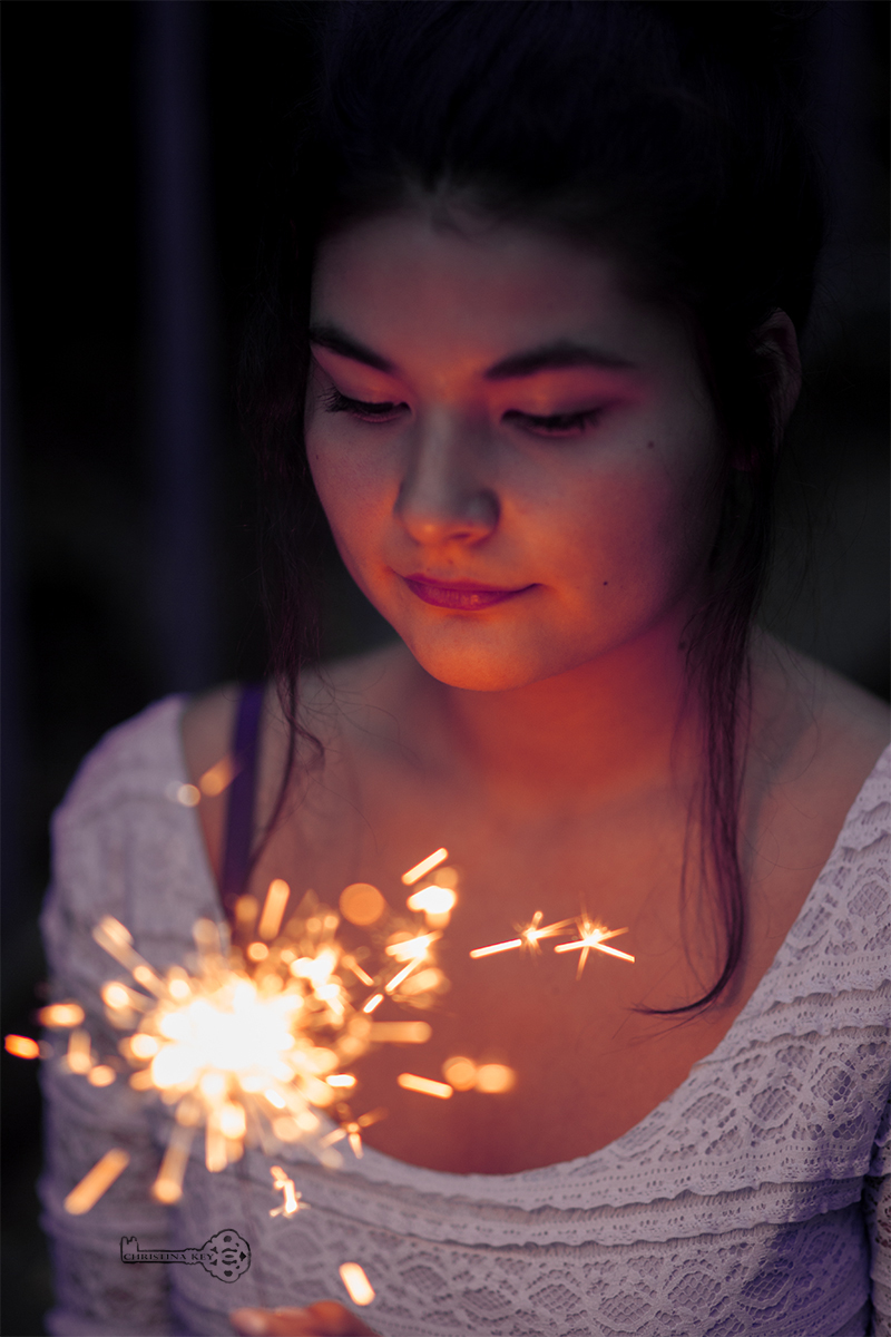 LOW BUDGET PHOTOGRAPHY TIPS sparklers