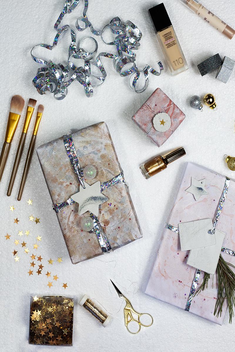Geschenke einpacken Tipps & Ideen mit Notino