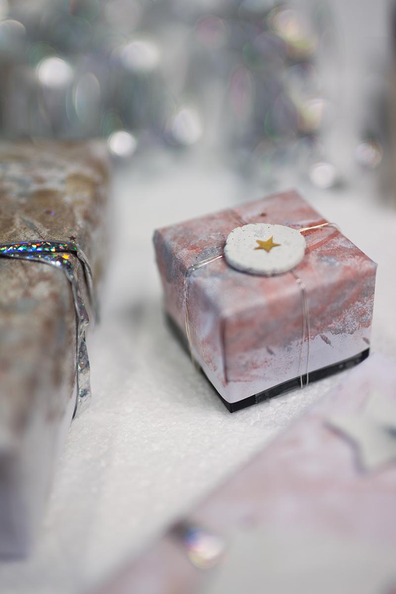 Geschenke einpacken Tipps und Ideen Bilder