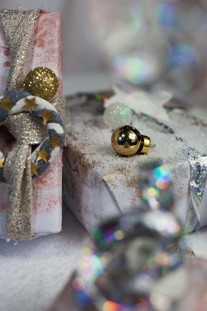 Geschenke einpacken Tipps und Ideen