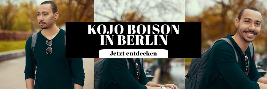 Kojo Boison Youtuber