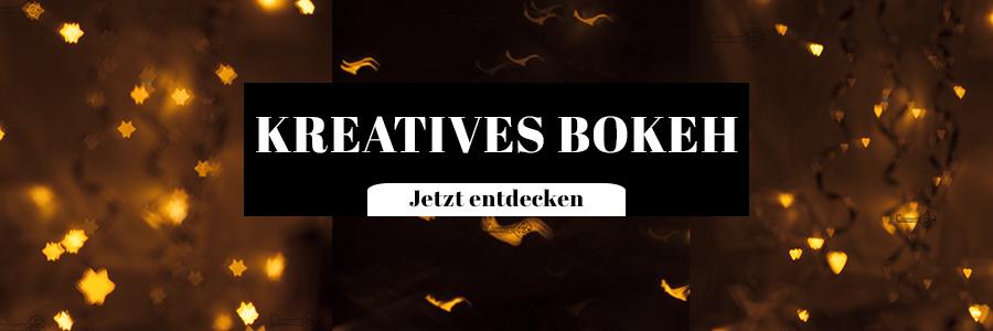 Kreatives Bokeh