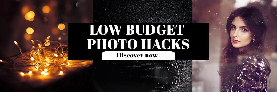 Low Budget Photo Hacks DIY