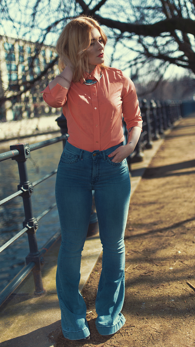 Silvester Outfit für Damen sexy mit Bluse