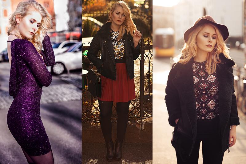 Silvester Outfits für Damen