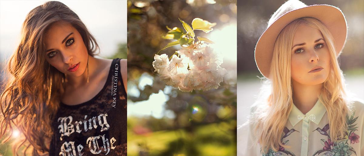 Fotografie Tipps für frühlingshafte Bilder Gegenlicht