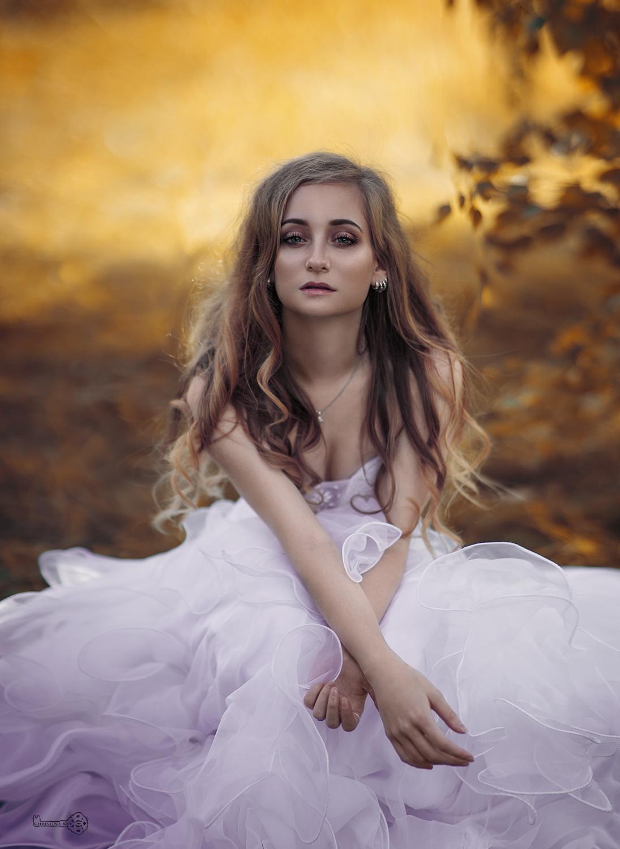 Fotoshooting im Hochzeitskleid und Video