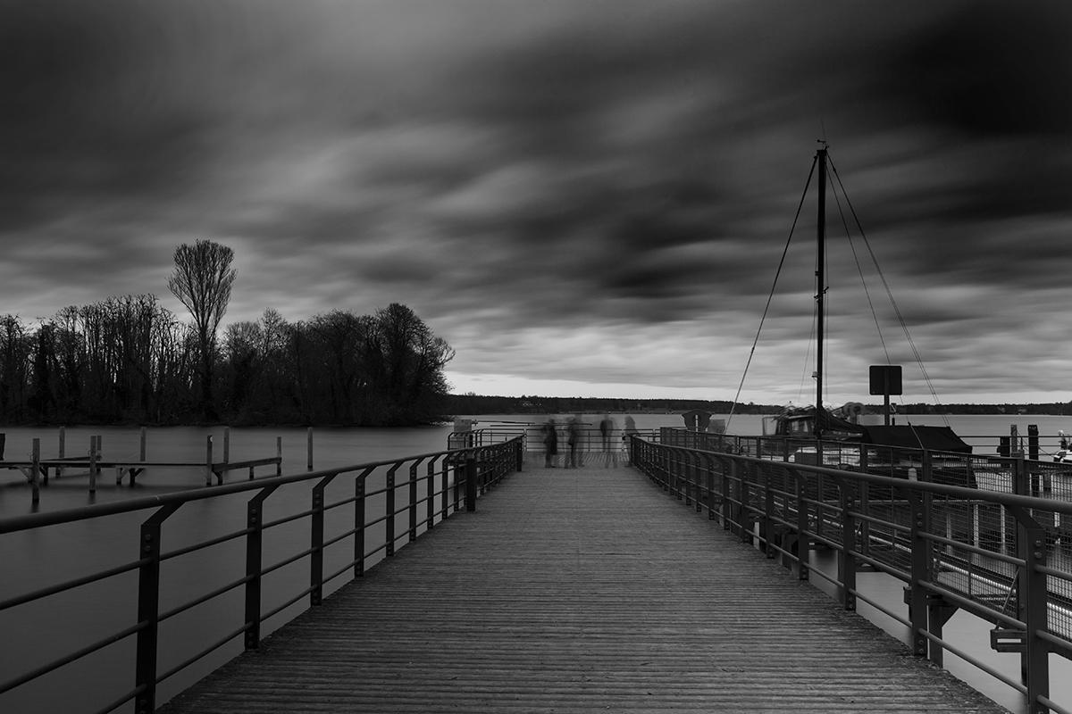 Langzeitbelichtung am See - Fotografie Tipps Graufilter