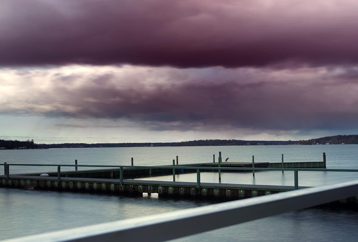 Langzeitbelichtung am See - Fotografie Tipps Landschaften fotografieren
