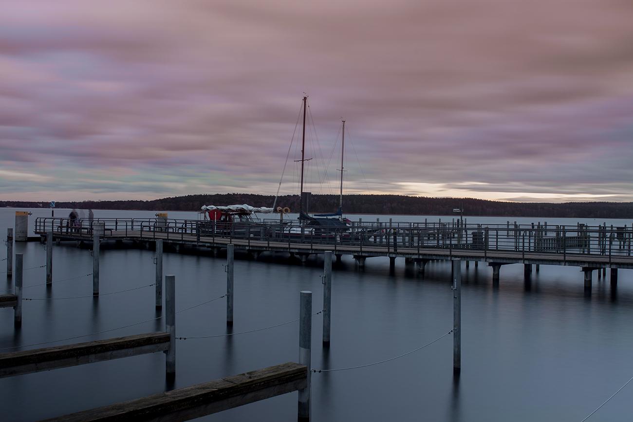Langzeitbelichtung am See - Fotografie Tipps und Tricks
