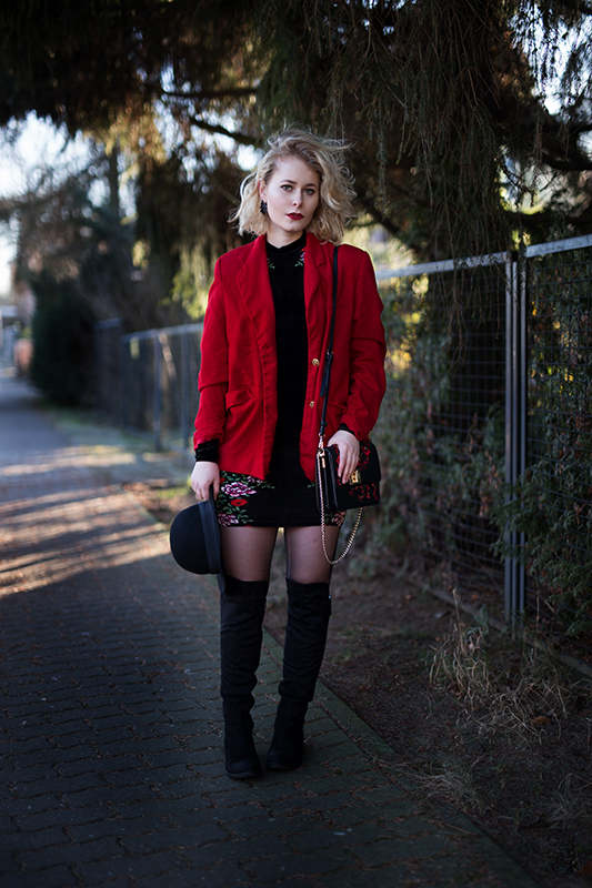Rot kombinieren & Foto Tipps für Fashion Blogger Foto Tipps