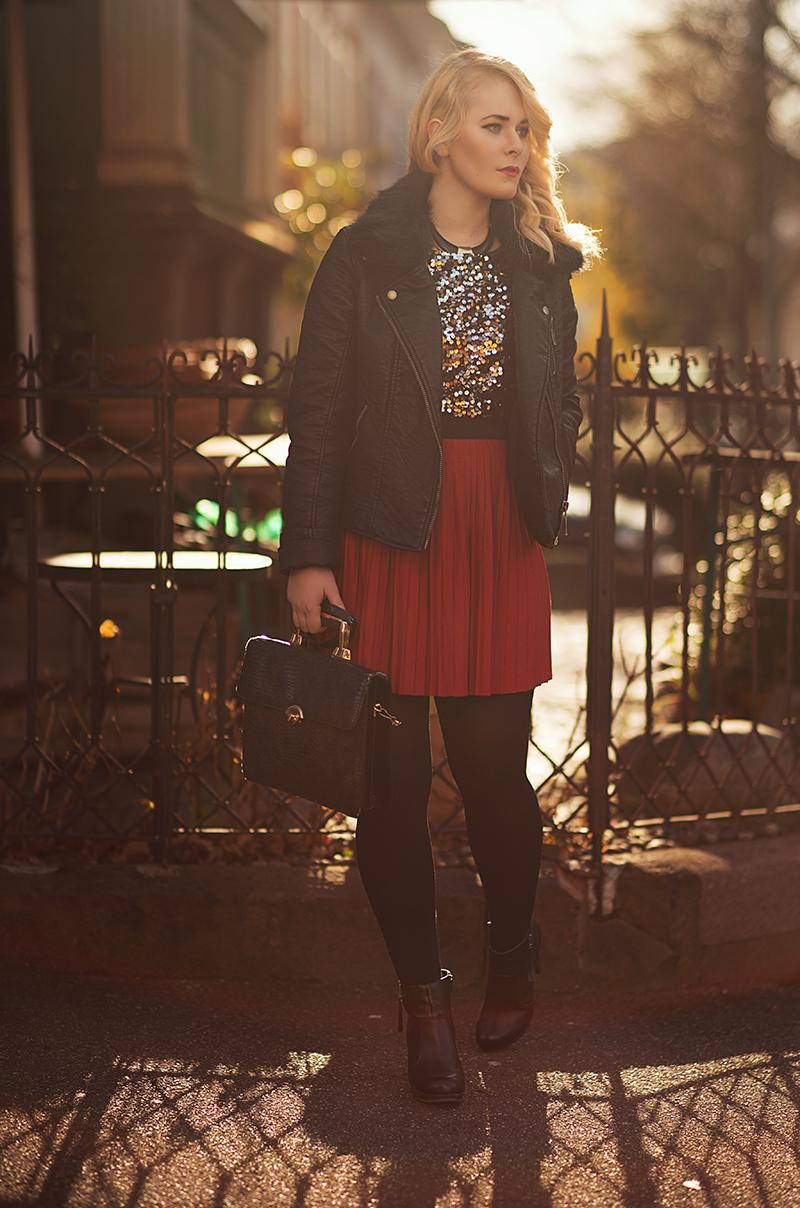 Rot kombinieren & Foto Tipps für Fashion Blogger