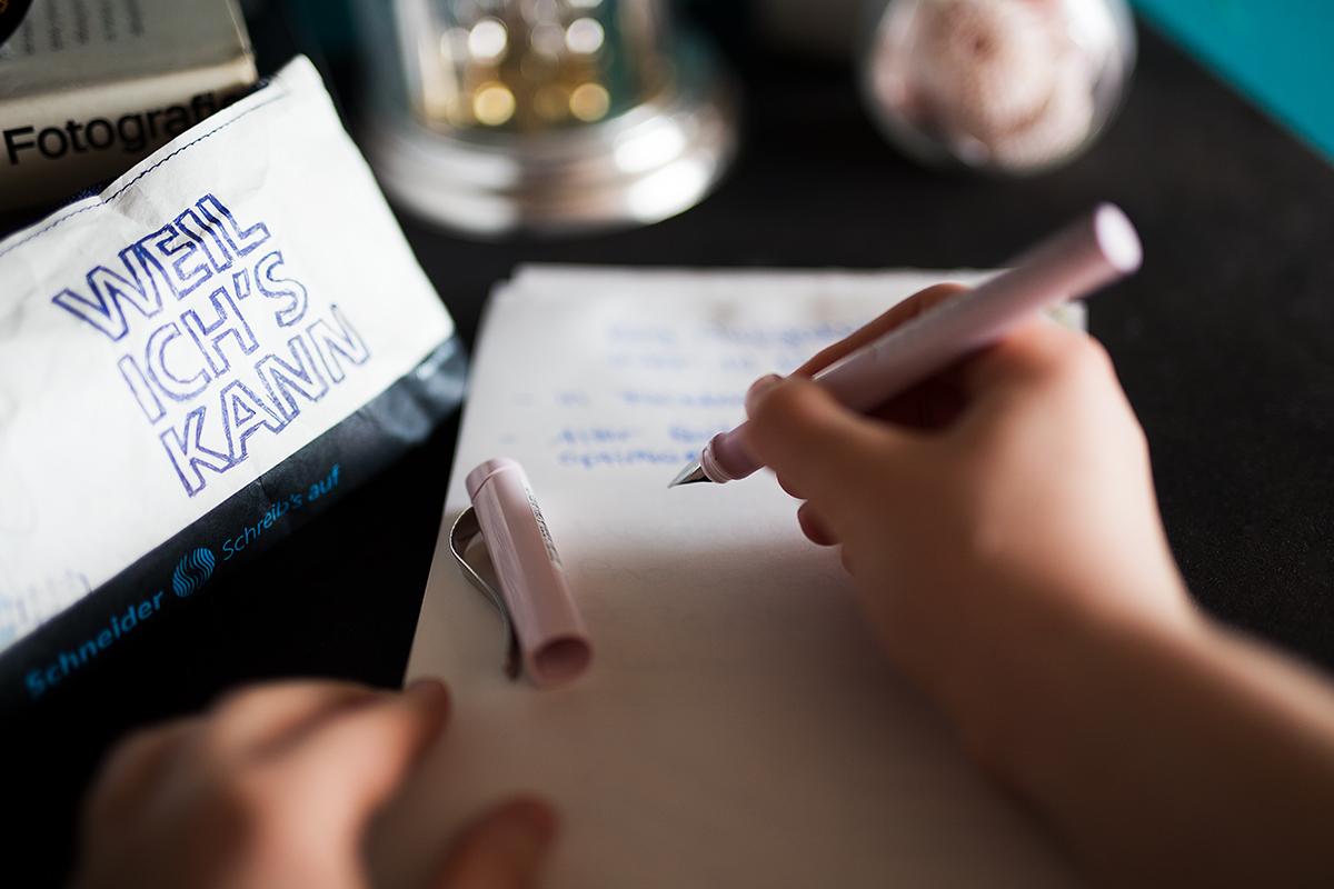 Schnell erledigte Blog Aufgaben mit Schneider Blogger Tipps