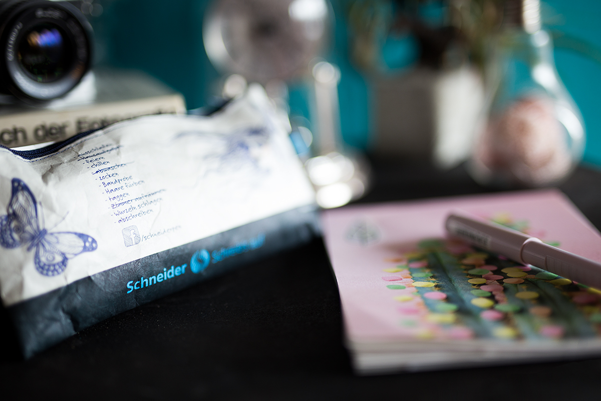 Schnell erledigte Blog Aufgaben mit Schneider Tipps für Blogger