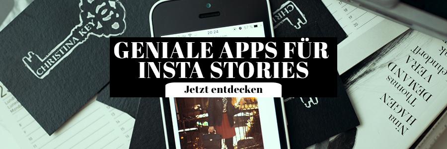 Apps Instagram Stories Tipps