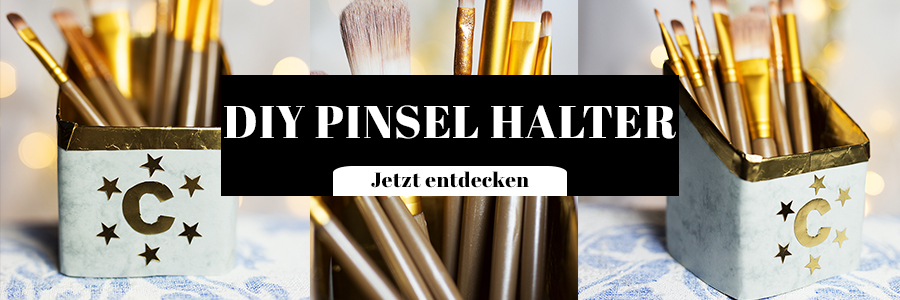 DIY Pinsel Halter Inspiration Tutorial
