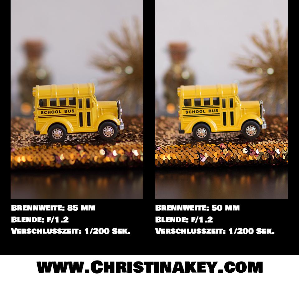 Foto Fakten die verblüffen Blendenvergleich