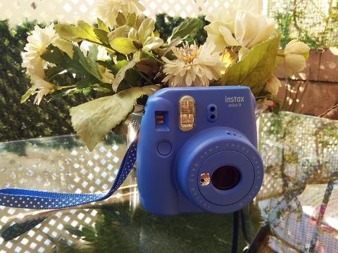 Fotografie Tipps Retro Bilder mit einer Sofortbildkamera Instax Mini